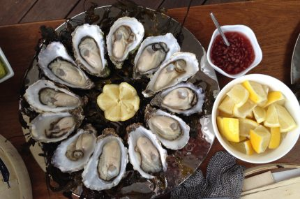 Kelly Oysters Mignonette